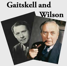Wilson and Gaitskell